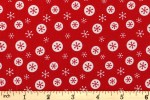 Craft Cotton Co - Santa and Elves - Snowflake (2479-03)