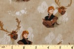 Craft Cotton Co - Disney Frozen - Kristoff and Sven (2536-04)