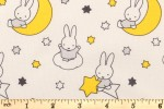 Craft Cotton Co - Miffy Twinkle - Miffy in the Sky (2577-04)