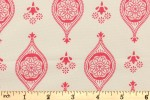 Craft Cotton Co - New Delhi - Indian Tiles - Pink (2588-04)