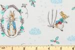 Craft Cotton Co - Peter Rabbit Christmas - Peter Rabbit Wreaths (2613-01)