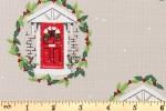 Craft Cotton Co - Traditional Christmas - Christmas Door (2626-05)