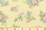 Craft Cotton Co - Quilting Cotton Prints - Flower Posies (2631-02)