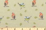Craft Cotton Co - Garden Birds - Garden Birds (2655-06)