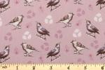 Craft Cotton Co - Garden Birds - Sparrows (2655-09)