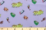 Craft Cotton Co - Roald Dahl The Witches - Frogs (2678-03)