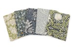 Craft Cotton Co - William Morris - Fat Quarter Bundle (pack of 5)