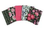 Craft Cotton Co - Garden Party - Fat Quarter Bundle (pack of 5)