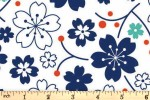 Craft Cotton Co - Kyoto - Cherry Blossom Branches (2707-10)