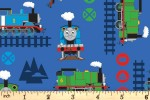 Craft Cotton Co - Thomas and Friends - Train Adventure (2714-04)