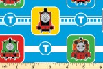 Craft Cotton Co - Thomas and Friends - Character Blocks (2714-05)