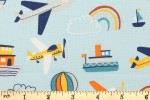 Craft Cotton Co - Adventure Awaits - Boats and Planes (2773-05)