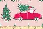 Craft Cotton Co - Christmas Post - Santa's Tree (2798-01)