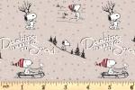 Craft Cotton Co - Snoopy's Christmas Fun - Dashing Through the Snow (2804-05)