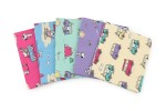 Craft Cotton Co - Snoopy and Woodstock's Adventure - Fat Quarter Bundle (pack of 5)