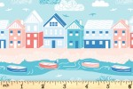 Craft Cotton Co - By the Coast - Beach House (2816-01)