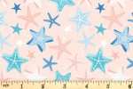 Craft Cotton Co - By the Coast - Starfish (2816-02)