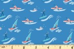 Craft Cotton Co - By the Coast - Watersports (2816-07)