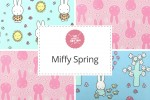 Craft Cotton Co - Miffy Spring Collection
