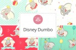 Craft Cotton Co - Disney Dumbo Collection