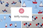 Craft Cotton Co - Miffy Holiday Collection