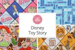 Craft Cotton Co - Disney Toy Story Collection