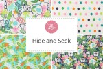 Craft Cotton Co - Hide and Seek Collection
