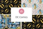 Craft Cotton Co - DC Comics Collection