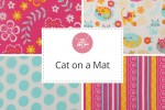 Craft Cotton Co - Cat on a Mat Collection