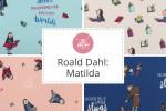Craft Cotton Co - Roald Dahl Matilda Collection