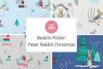 Craft Cotton Co - Peter Rabbit Christmas Collection
