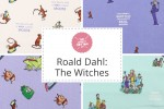 Craft Cotton Co - Roald Dahl The Witches Collection