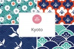 Craft Cotton Co - Kyoto Collection