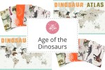 Craft Cotton Co - Age of the Dinosaurs Collection