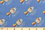 Craft Cotton Co - Star Wars - Rainbow Millenium Falcon (73010931)