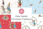 Craft Cotton Co - Peter Rabbit Christmas Traditions Collection