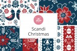 Craft Cotton Co - Scandi Christmas Collection