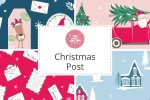 Craft Cotton Co - Christmas Post Collection