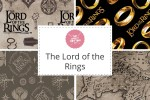 Craft Cotton Co - The Lord of the Rings Collection