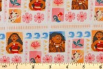 Craft Cotton Co - Disney Heroes & Heroines - Moana (85290107)