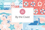 Craft Cotton Co - By the Coast Collection