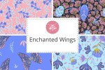 Craft Cotton Co - Enchanted Wings Collection