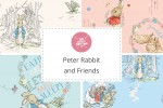 Craft Cotton Co - Peter Rabbit and Friends Collection