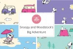 Craft Cotton Co - Snoopy and Woodstock's Adventure Collection
