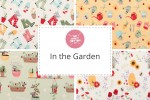 Craft Cotton Co - In the Garden Collection