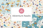 Craft Cotton Co - Adventure Awaits Collection
