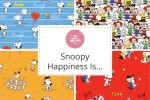 Craft Cotton Co - Snoopy Happiness Is… Collection