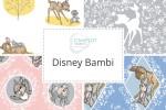 Camelot Fabrics - Disney Bambi Collection