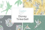 Camelot Fabrics - Disney Tinkerbell Collection