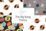 Camelot Fabrics - The Big Bang Theory Collection